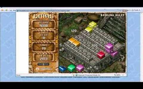 Cubis 2 - game cover