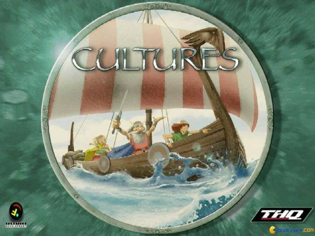 Cultures - title cover