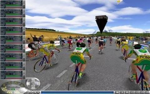 Cycling Manager 4 - title cover