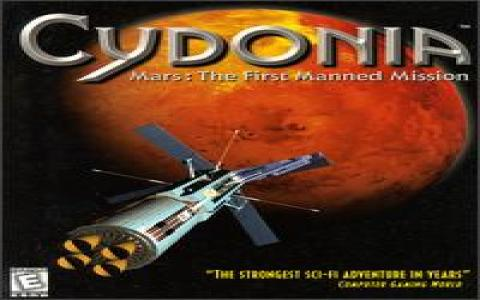 Cydonia: Mars: The First Manned Mission - title cover