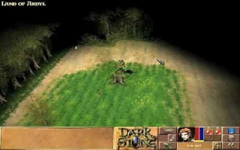 Darkstone - game cover