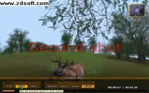Deer Hunter 2004 - title cover