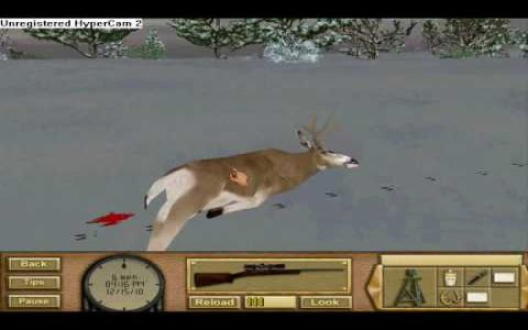 Deer Hunter 3: The Legend Continues - title cover