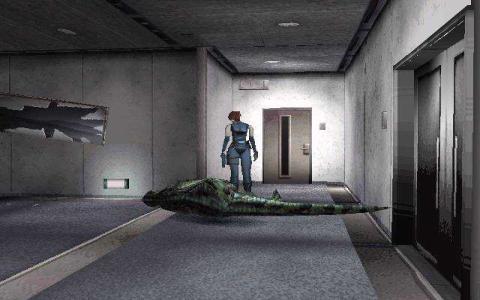 Dino Crisis download PC