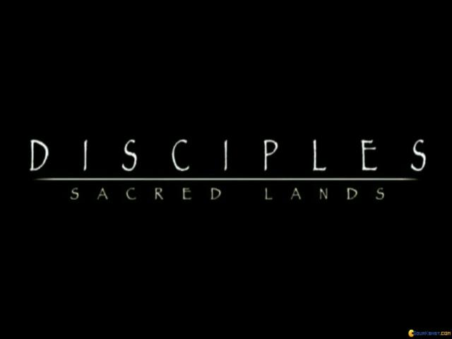 Disciples: Sacred Lands - game cover