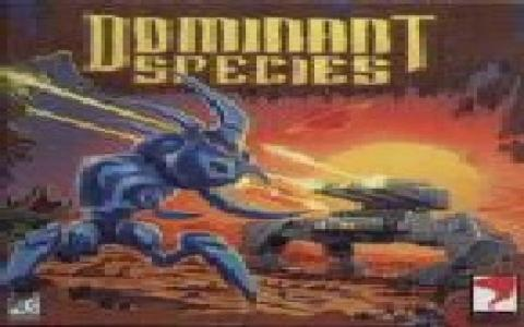 Dominant Species - game cover