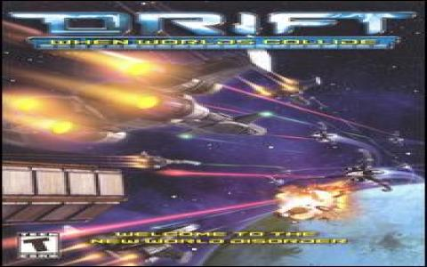 Drift: When Worlds Collide - title cover