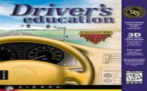 Driver's Education '98 - title cover