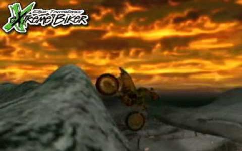 Edgar Torronteras' eXtreme Biker - title cover