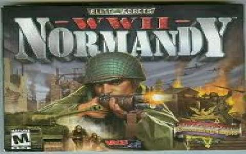 Elite Forces: WWII Normandy - title cover