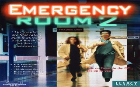 Emergency Room 2 - title cover
