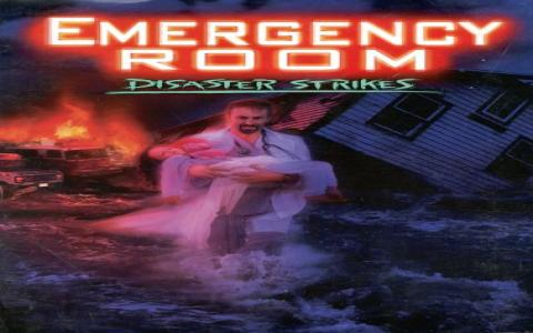 Emergency Room: Disaster Strikes - game cover