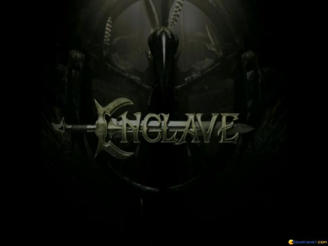 Enclave - game cover