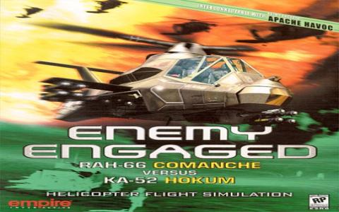 Enemy Engaged: RAH-66 Comanche vs. Ka-52 Hokum - title cover
