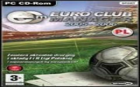 Euro Club Manager 2005-2006 - game cover