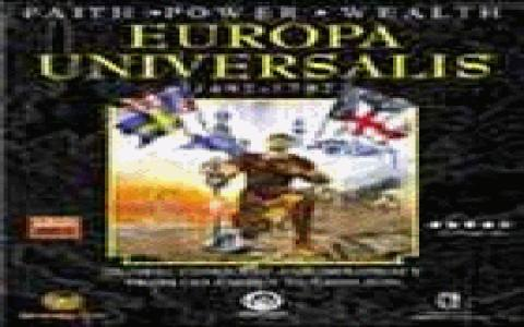 Europa Universalis - title cover