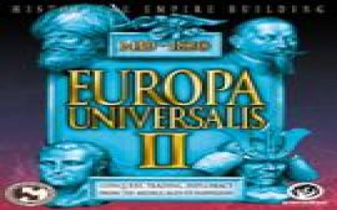 Europa Universalis II - game cover