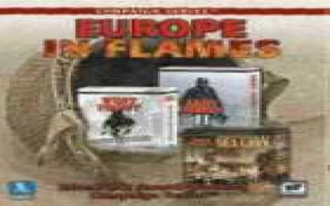 Europe in Flames - title cover