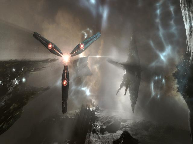 EVE Online - game cover