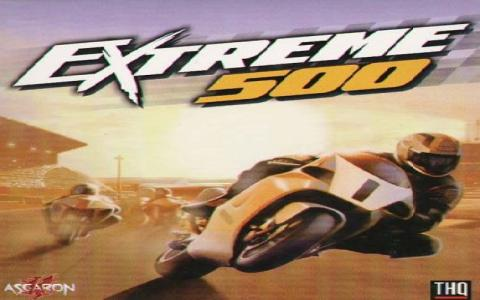 Extreme 500 - title cover