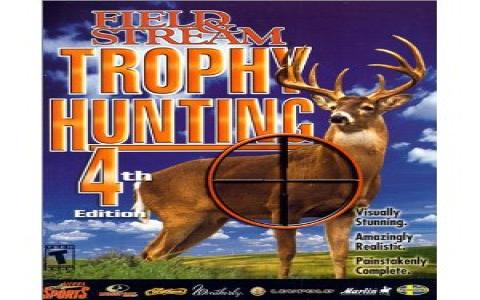Field & Stream: Trophy Hunting 4 - title cover