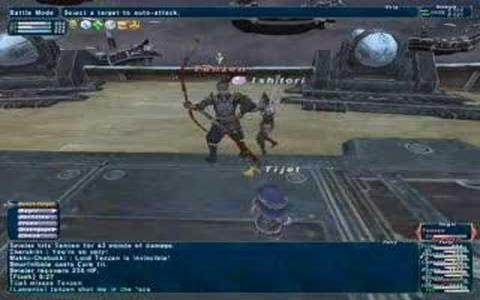 Final Fantasy XI Online: Chains of Promathia - title cover