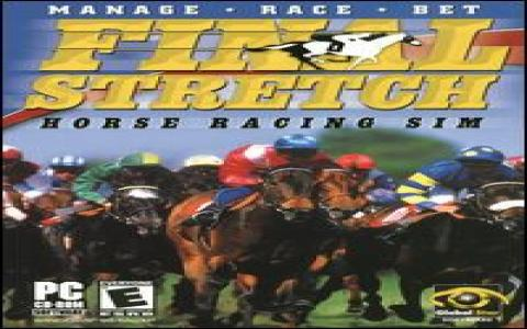 Final Stretch: Horse Racing Sim - title cover