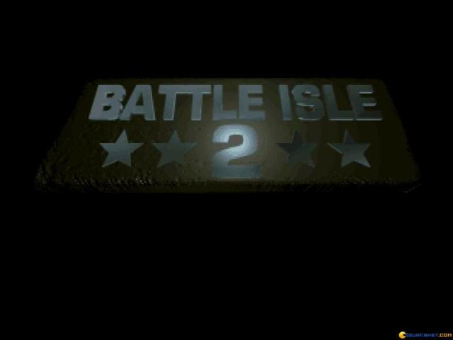 Battle Isle 2 - title cover