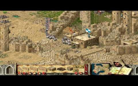 FireFly Studios' Stronghold Warchest 2003 pc game Img-2