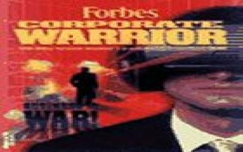 Forbes Corporate Warrior - game cover