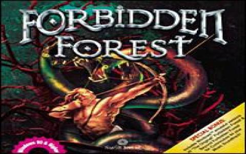 Forbidden Forest - game cover