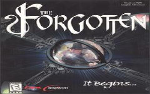 The Forgotten: It Begins - title cover