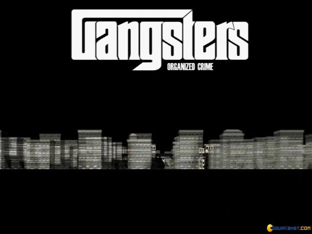 Gangsters: Organized Crime - game cover