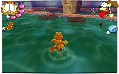 Garfield: Saving Arlene - title cover
