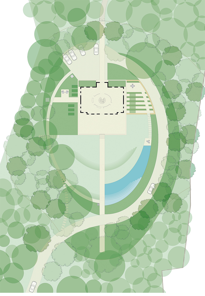 Lost estate restoration in Essex Garden Design Journal