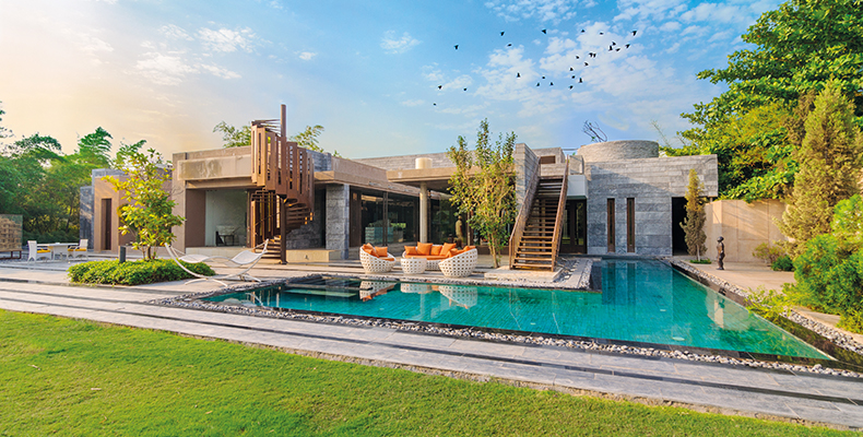 Indian Garden Design Comes Of Age