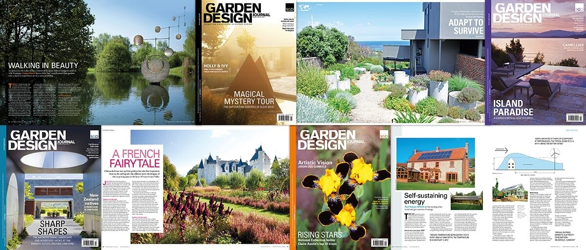 About the Garden Design Journal Garden Design Journal