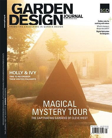 Magazine Garden Design Journal