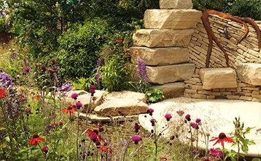 Show garden champions at RHS Hampton Court