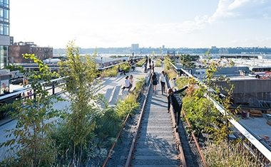 The legacy of the High Line