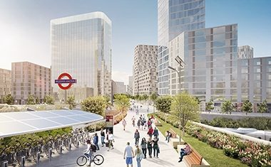 £26 billion London eco project in development