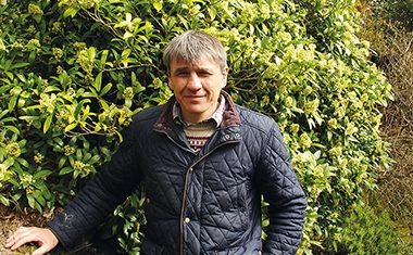 New curator for new RHS garden