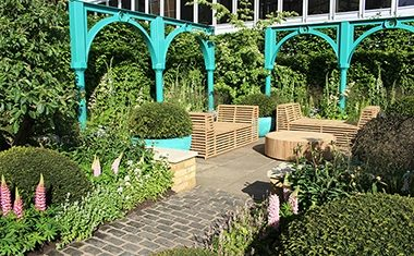 RHS Chelsea 2017: Lee Bestall's 500 Years of Covent Garden