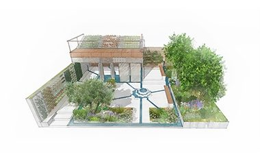 SGD Members announce Chelsea show gardens
