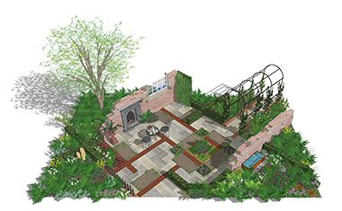 New gardens for Cardiff Show