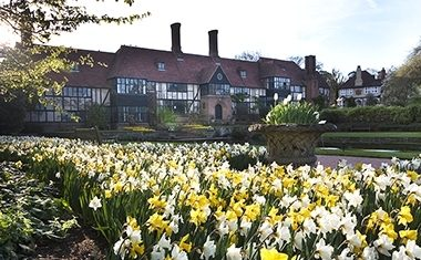 New gardens for Wisley