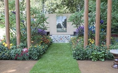 Chelsea 18: Sarah Eberle's 'India: A Billion Dreams' Garden