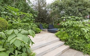 Chelsea 18: Tom Stuart-Smith's Weston Garden