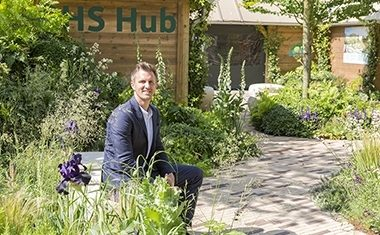Chelsea 18: Matt Keightley's RHS Feel Good Garden
