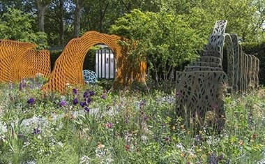 Chelsea 18: Nic Howard's David Harber & Savills Garden